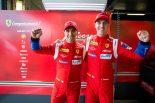 LM-GTE Proクラスのポールシッター:アレッサンドロ・ピエール・グイディ、ジェームス・カラド