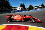 F1 | 【順位結果】F1第13戦ベルギーGP予選