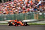 2019年F1第13戦ベルギーGP シャルル・ルクレール