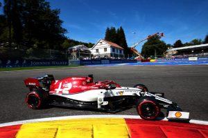 F1 | 【ギャラリー】F1第13戦ベルギーGP予選日