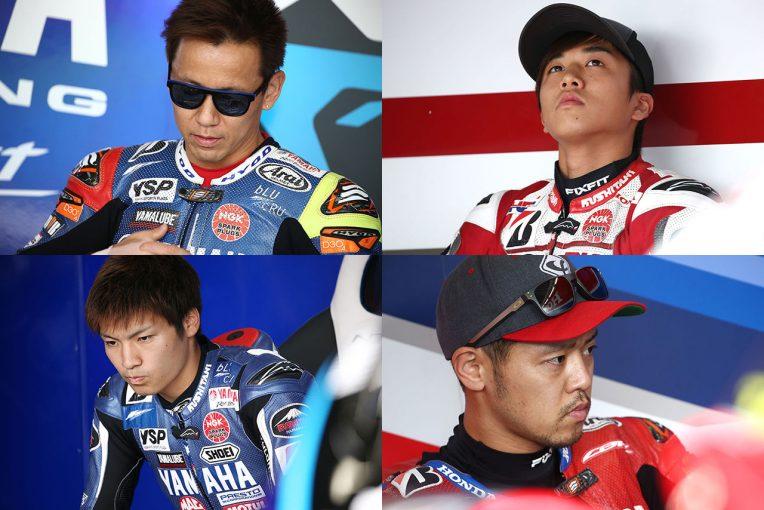 MotoGP | 決勝はウエット予想のJSB1000岡山戦。問われるコンディション変化への対応能力/全日本ロード