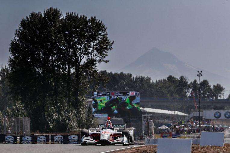 海外レース他 | 【順位結果】インディカー・シリーズ第16戦ポートランド予選総合結果