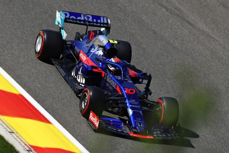 F1   トロロッソ・ホンダ2台が予選Q1落ち「パフォーマンス改善が結果につながらず」とテクニカルディレクター:F1ベルギーGP