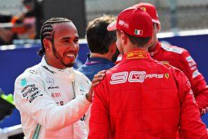 F1 | クラッシュのハミルトン、無事出走し予選3番手「状況を考えればこの結果に満足すべき。メカニックに感謝」