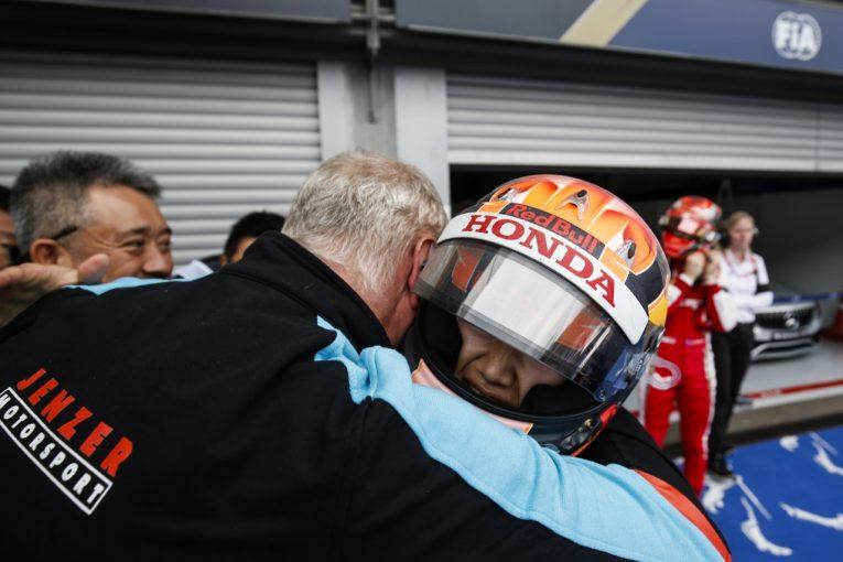 海外レース他   角田が2位表彰台、名取も入賞【順位結果】FIA-F3第6戦ベルギー レース2