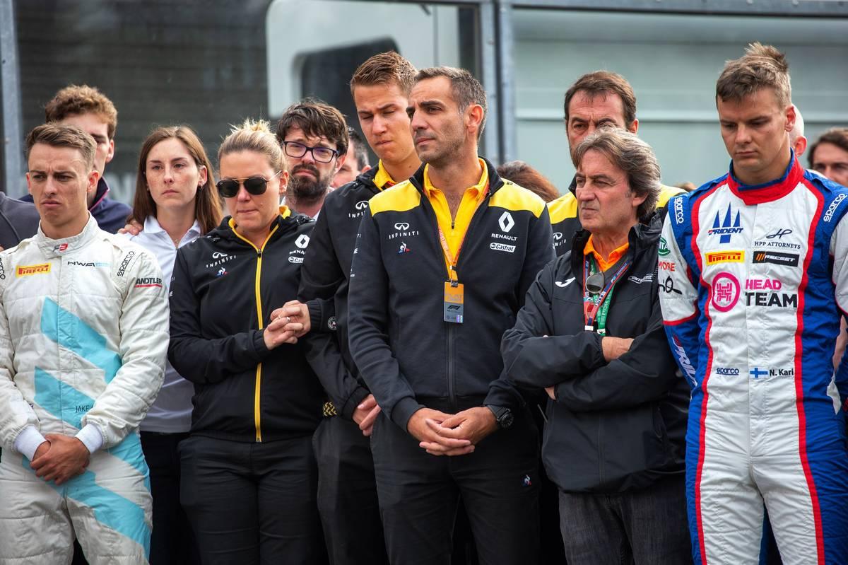 2019年F1第13戦ベルギーGP