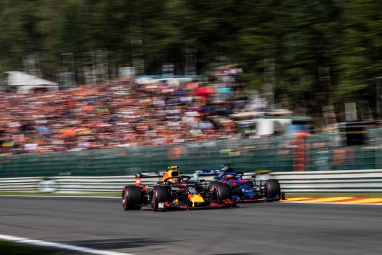 F1 | ホンダF1、スペック4搭載の2台が躍進し3台入賞「新PUは問題なく機能。今回のデータを生かしさらに改善する」と田辺TD