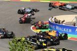 F1 | 2019年F1第13戦ベルギーGP日曜 マックス・フェルスタッペン(レッドブル・ホンダ)とキミ・ライコネン(アルファロメオ)のクラッシュ