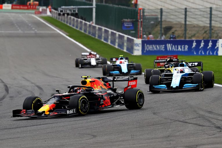 F1 | レッドブル・ホンダ密着:アルボン、移籍後初レースで懸念を払拭する5位入賞。スペック4の強さ証明/F1ベルギーGP