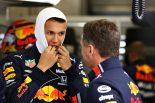 F1 | レッドブル代表、新加入アルボンのレースに感心「見事なオーバーテイク。後方からよく5位まで上がってきた」:F1ベルギーGP
