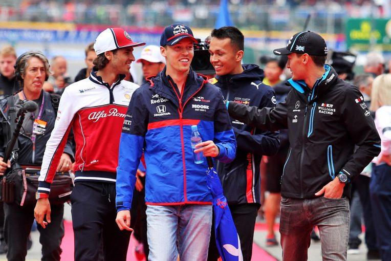 F1 | 新PU搭載のクビアト、最後列から7位「大満足のレース。速さがありライバルと戦えた」:トロロッソ・ホンダ F1ベルギーGP