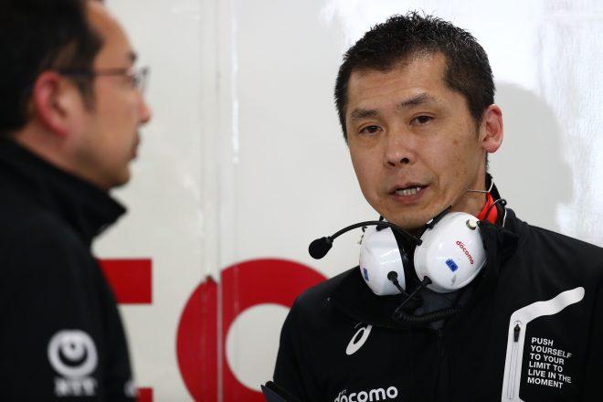 杉崎公俊エンジニアは自身の役割を「クルマに関しての全責任を負う」仕事と表現する