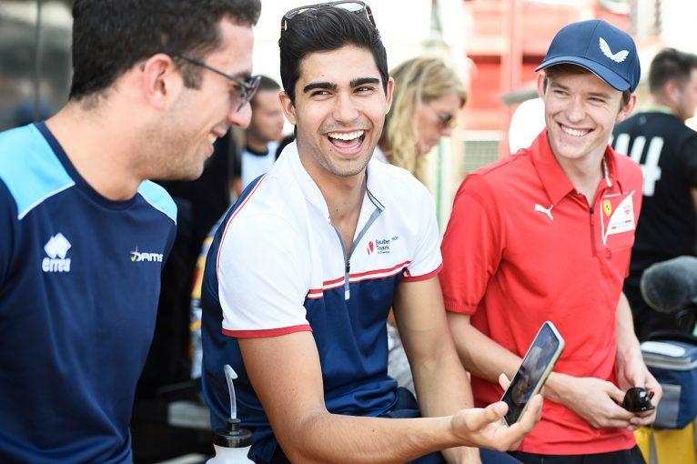 海外レース他 | FIA-F2:コレア、専門治療のためイギリスへ転院。ザウバー・ジュニアチームも1台体制でモンツァに出場