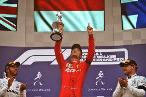 F1 | ハミルトン2位「強力なフェラーリに戦いを挑めた。イタリアに向けていい兆候」:メルセデス F1ベルギーGP