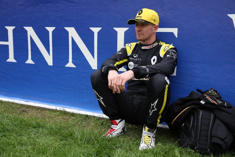 F1   ヒュルケンベルグ8位「辛い出来事の後だけに、入賞できてうれしい」:ルノー F1ベルギーGP