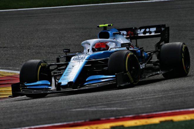 2019年F1第13戦ベルギーGP ロバート・クビサ(ウイリアムズ)