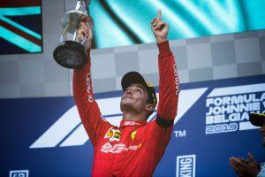 F1 | 史上108人目のF1勝者となったルクレール、親友のため必勝を期した覚悟の走り【今宮純のF1ベルギーGP分析】
