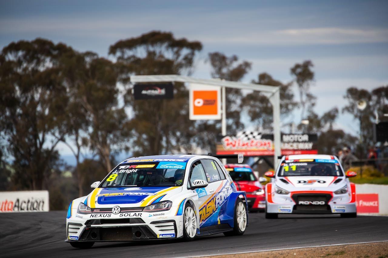 TCRオーストラリア第5戦:連勝で選手権リード拡大のブラウン。「ヒュンダイはまるでF3マシンのよう」