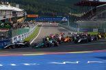 F1 | FIA、複数台が絡んだユベールの事故に関する調査を開始。ベルギーの関係当局とも協力
