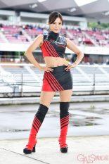 レースクイーン   星野奏(YOKOHAMA promotional models)