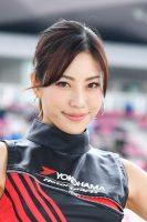 レースクイーン | 星野奏(YOKOHAMA promotional models)