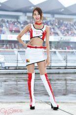 レースクイーン   加藤遥香(ジェームスガレージガールズ)