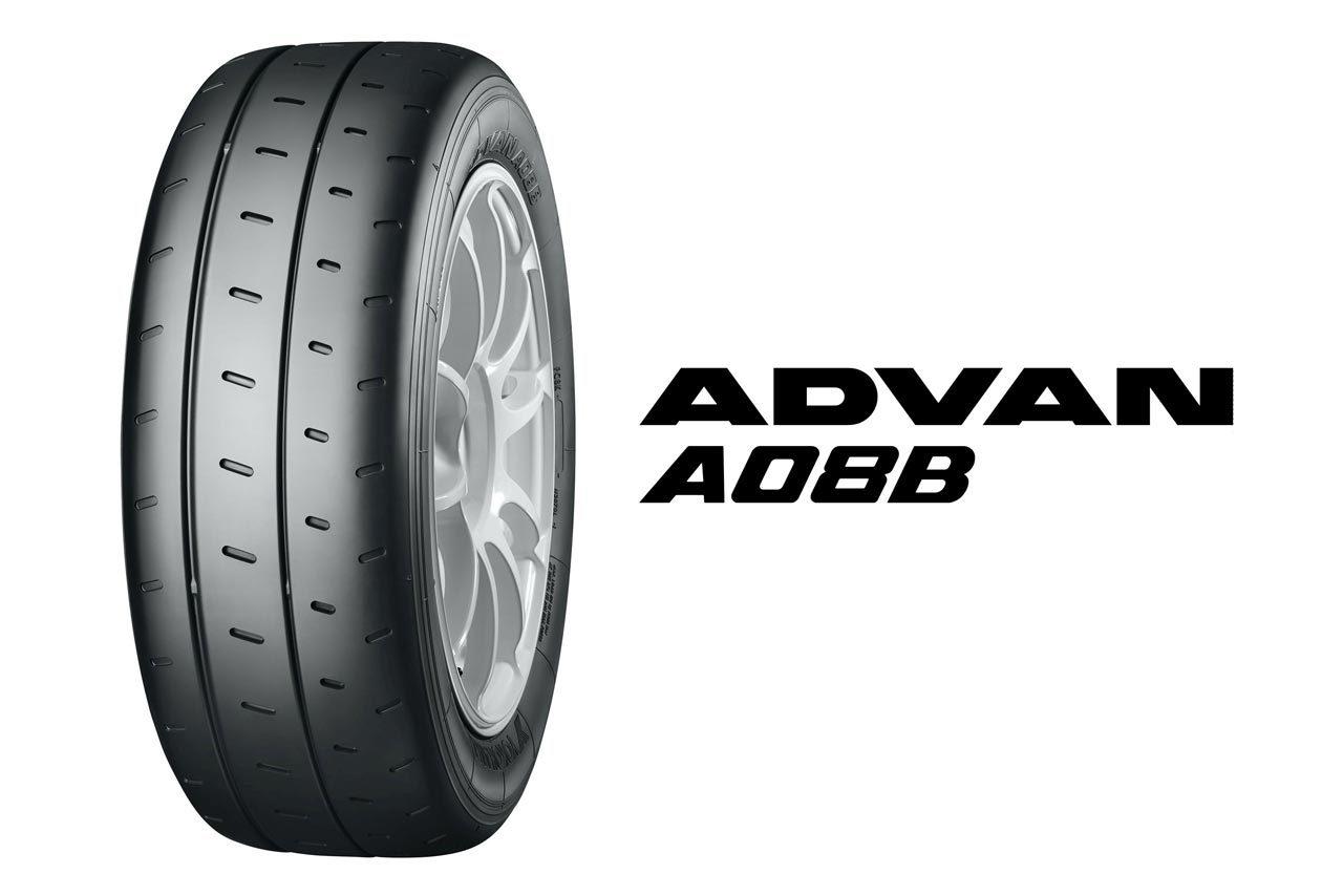 横浜ゴム、ジムカーナ向けタイヤ『ADVAN A08B SPEC G』を新発売