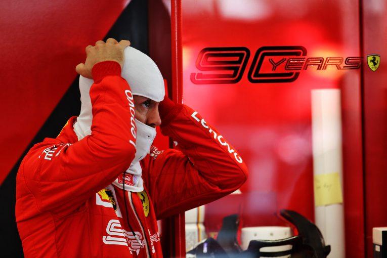 F1   「ベルギーGPでのベッテルとルクレールのパフォーマンス差は不可解」とフェラーリF1代表