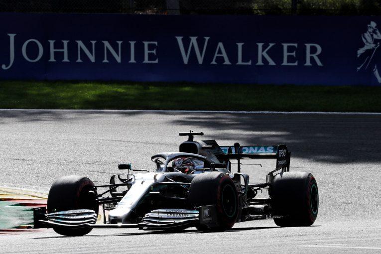 F1 | メルセデスF1代表「モンツァでは理想的なパッケージではないが、フェラーリに挑むチャンスを見いだしたい」