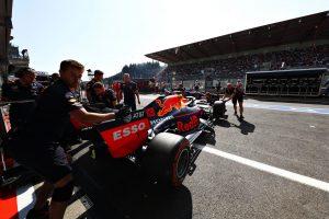F1 | ホンダF1、イタリアでフェルスタッペン&ガスリー車にスペック4投入「新PUの力を最大限引き出していいレースをしたい」