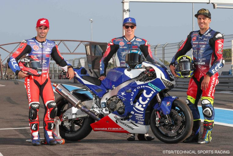 MotoGP | タイトル奪還を狙うTSRホンダ、EWC2019/2020シーズンの参戦体制を発表