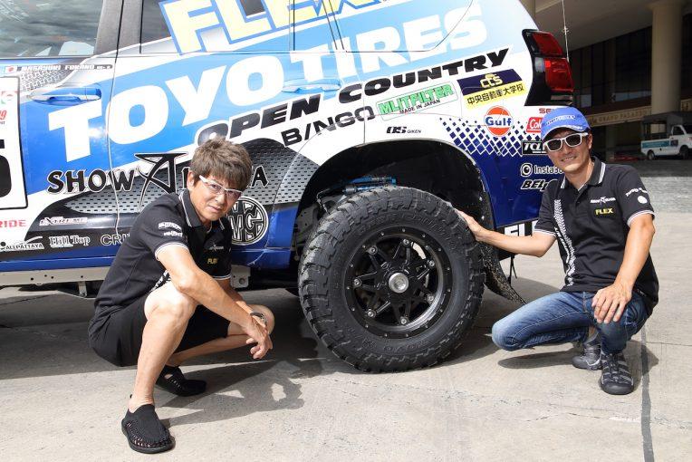 ラリー/WRC | D1王者の川畑真人、アジアクロスカントリーラリー初挑戦クラス2位に「自分の腕を信じて走れた」