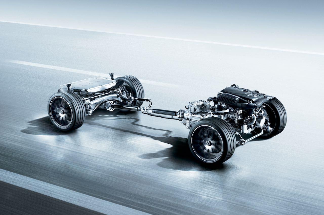 『メルセデス・ベンツCクラス』に、プラグイン・ハイブリッドと特別仕様車を新設定