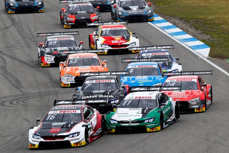 海外レース他 | DTMドイツ・ツーリングカー選手権がモンツァと契約。2020年からレース開催へ