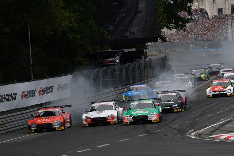スーパーGT | 土日それぞれ1レース、DRS、タイヤはワンメイク……。スーパーGTとの交流戦前に押さえたいDTMの見どころ