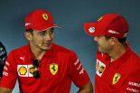 F1   F1イタリアGP木曜会見:スパの初優勝で自信にあふれるルクレール、「5年後まで、ここで走るつもりさ」