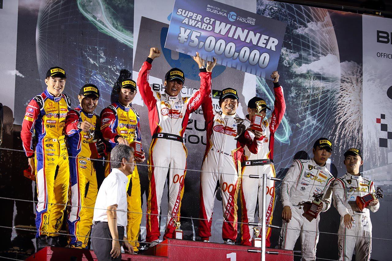 Mercedes-AMG Team GOOD SMILE 2019鈴鹿10時間 レースレポート