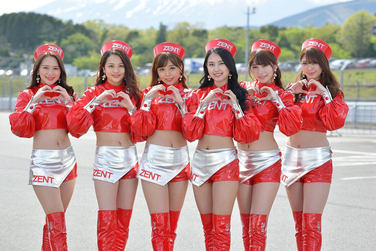 ZENTsweetiesが悲願達成。日本レースクイーン大賞2019コスチューム部門グランプリに輝く
