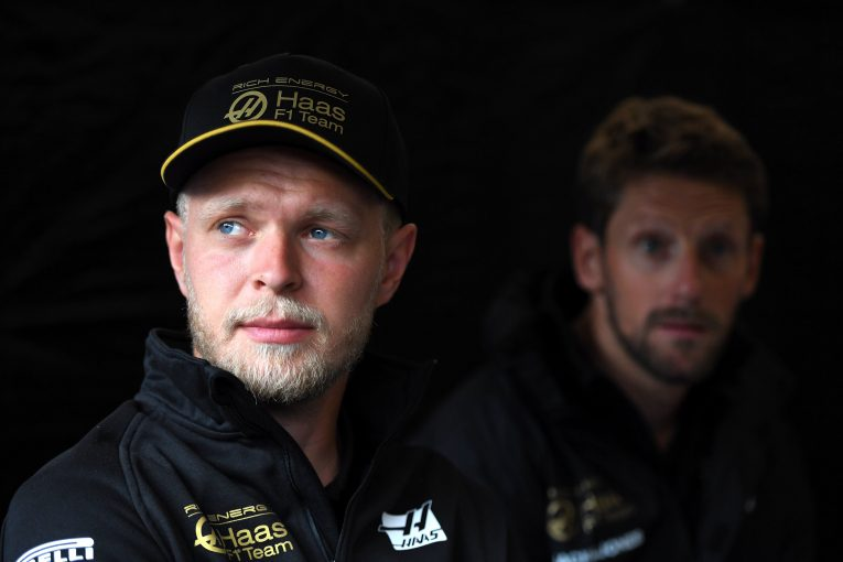 F1 | 「マグヌッセンのチームメイト選びには時間がかかる」とハースF1代表。ヒュルケンベルグが候補と認める