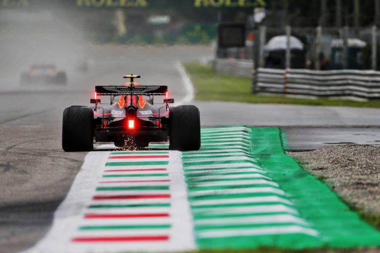 F1 | 【タイム結果】F1第14戦イタリアGP フリー走行1回目