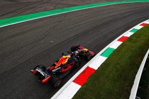 F1 | 【タイム結果】F1第14戦イタリアGPフリー走行2回目