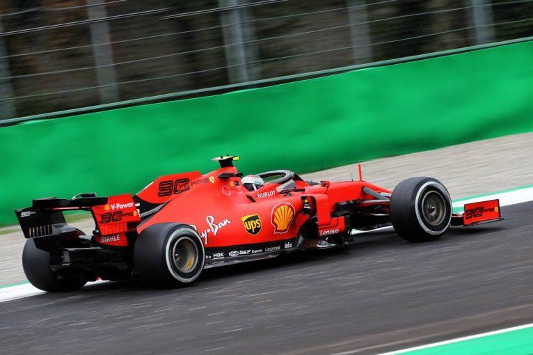 F1   F1イタリアGP FP2:好調ルクレールが初日トップタイム。レッドブル・ホンダは5、6番手