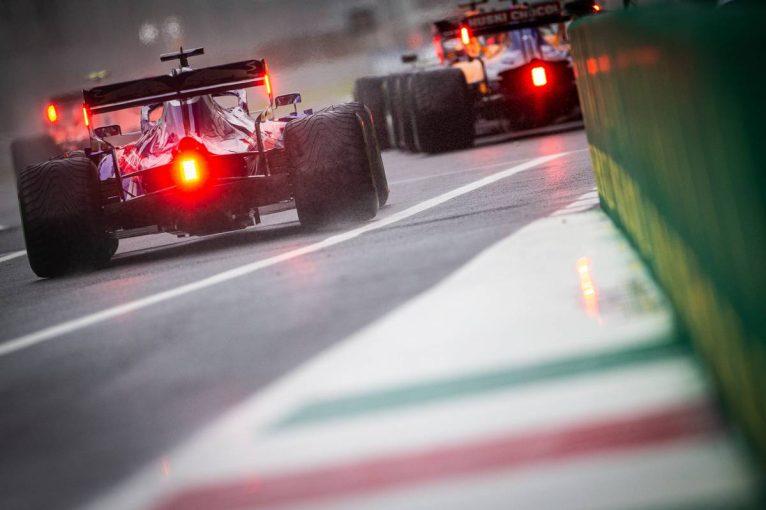F1   【動画】F1第14戦イタリアGPフリー走行ハイライト