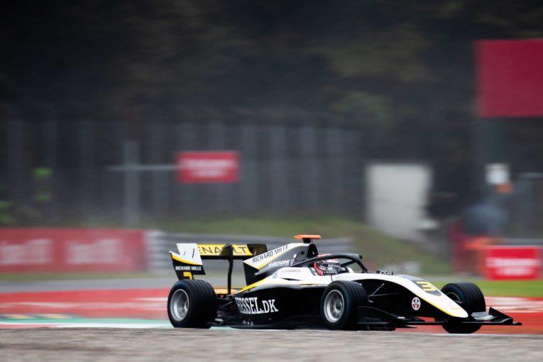 海外レース他 | 【順位結果】FIA-F3第7戦イタリア予選