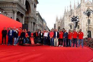 F1 | 【動画】フェラーリ90周年記念イベントにミック・シューマッハーも参加