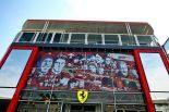 2019年F1第14戦イタリアGP フェラーリモーターホーム