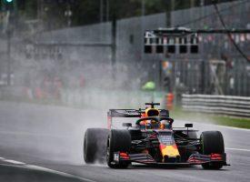 F1 | ホンダ勢4台がトップ10に「今回は全車が新スペック4で戦う。雨の決勝に向け準備を進めた」と田辺TD:F1イタリアGP金曜