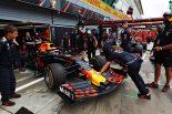 F1 | レッドブル・ホンダ密着:ロングランはトップ2チームに匹敵。虎視眈々と追い上げを狙うフェルスタッペン/F1イタリアGP金曜