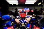 F1 | クビアト「とても好調。パッケージ最適化を進め、さらに速さを引き出したい」:トロロッソ・ホンダ F1イタリアGP金曜