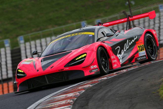 McLaren 720S/2019スーパーGT第6戦オートポリス